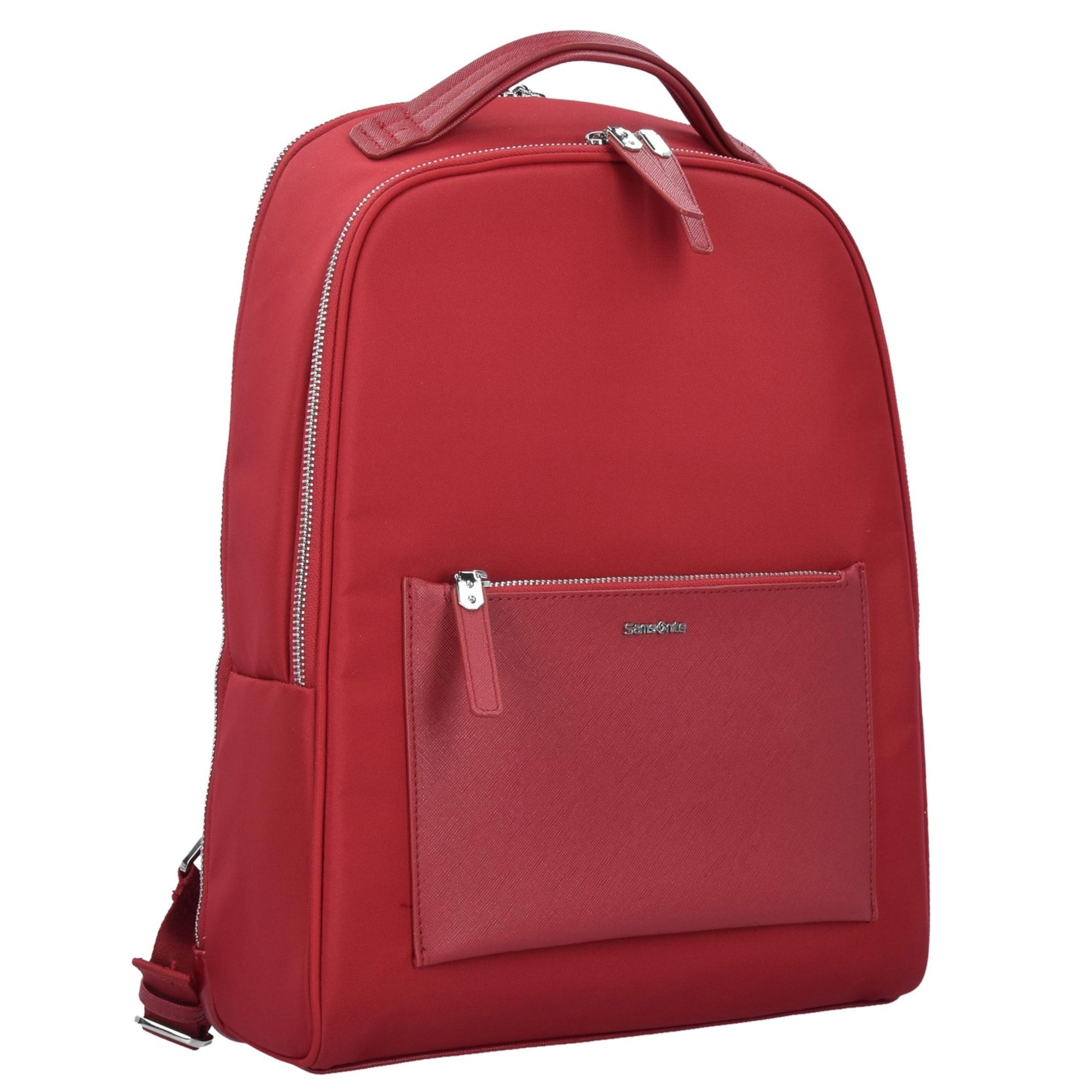 Laptopfach In Rot Samsonite Rucksack 44 Cm Zalia 5RLq43Aj