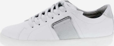 Franz Ferdinand Sneaker in silber / weiß, Produktansicht