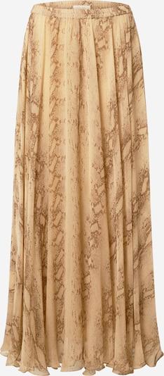 Mes Demoiselles Suknja 'PELIADE' u bež / smeđa, Pregled proizvoda