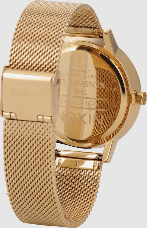 Nixon Armbanduhr 'Kensington Milanese'