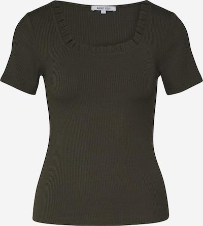 ABOUT YOU T-shirt 'Kasha' en kaki, Vue avec produit