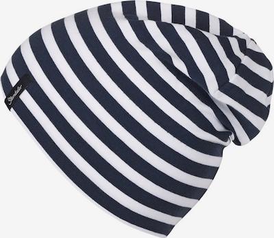 Megzta kepurė iš STERNTALER , spalva - tamsiai mėlyna jūros spalva / balta, Prekių apžvalga