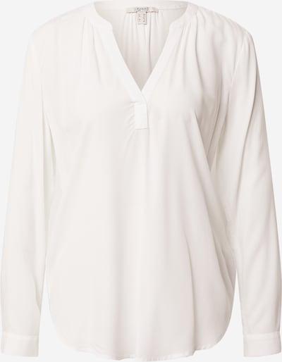 ESPRIT Blouse 'Core' in de kleur Offwhite, Productweergave