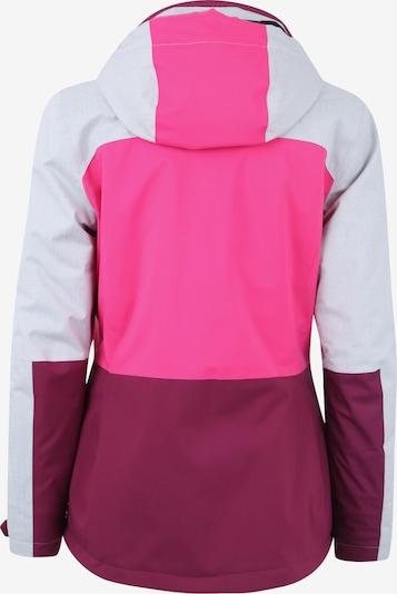 Laisvalaikio striukė 'Sewia' iš KILLTEC , spalva - rožinė / avietinė: Vaizdas iš galinės pusės