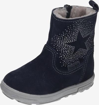 Pepino Stiefel in nachtblau: Frontalansicht