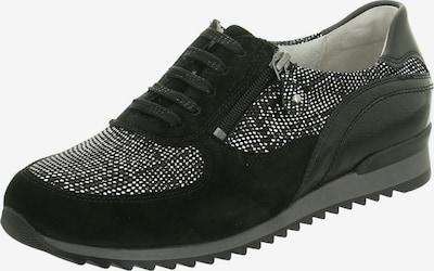 WALDLÄUFER Sneaker in schwarz / weiß, Produktansicht