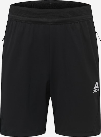 ADIDAS PERFORMANCE Shorts 'HEAT.RDY' in schwarz, Produktansicht