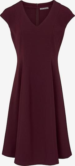 heine Sukienka w kolorze bordowym: Widok z przodu