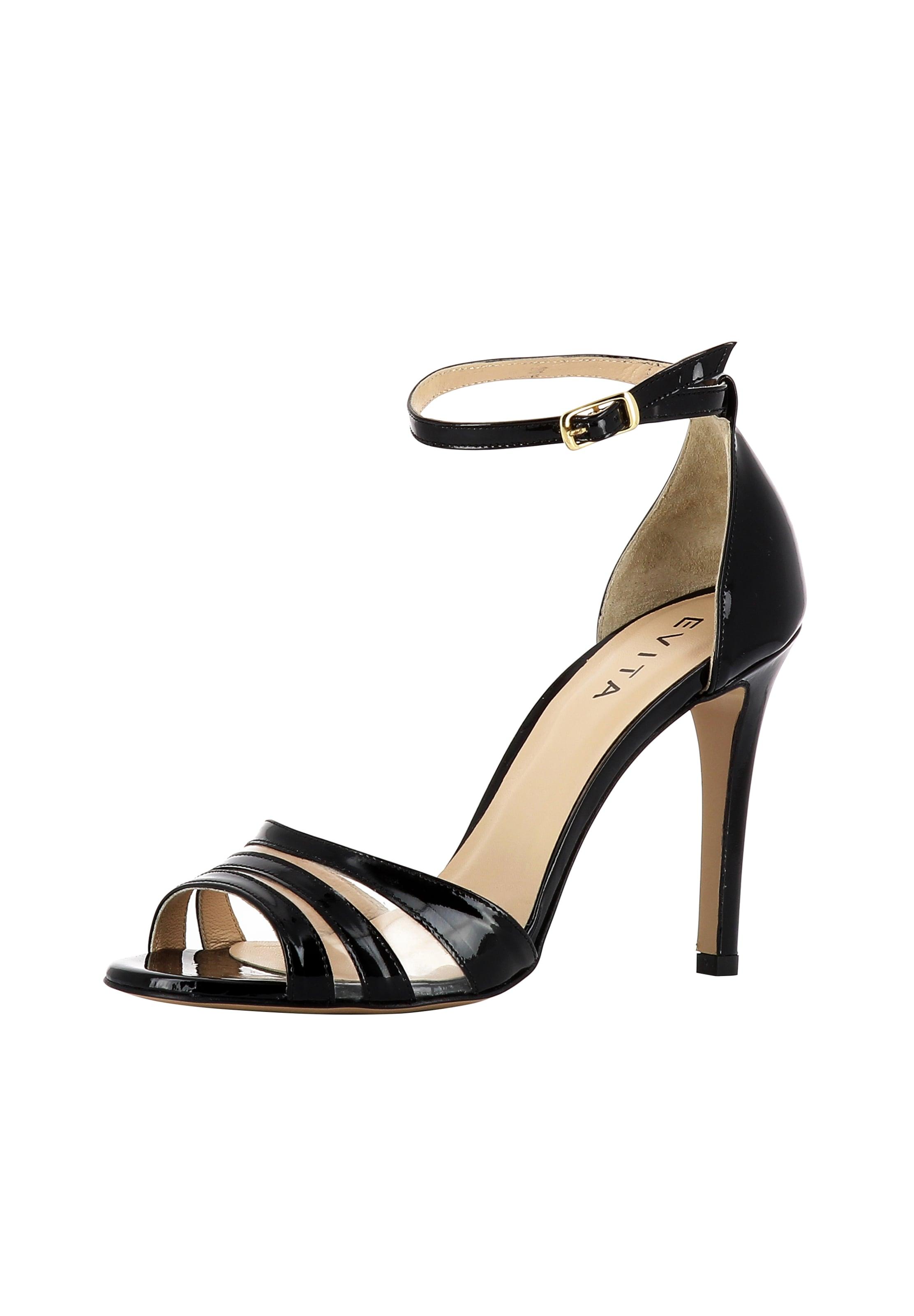 Haltbare Mode billige Schuhe EVITA | Damen Sandalette Schuhe Gut getragene Schuhe