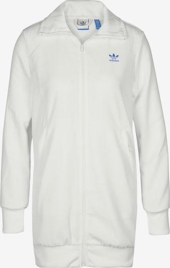 ADIDAS ORIGINALS Sweatjacke in weiß, Produktansicht