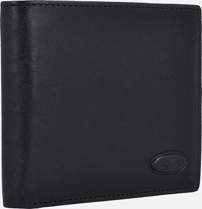 Bric's Monte Rosa Geldbörse RFID Leder 11,5 cm