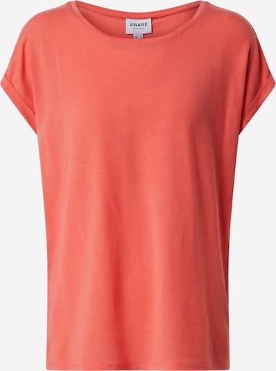 VERO MODA T-Shirt 'AVA' in orange, Produktansicht