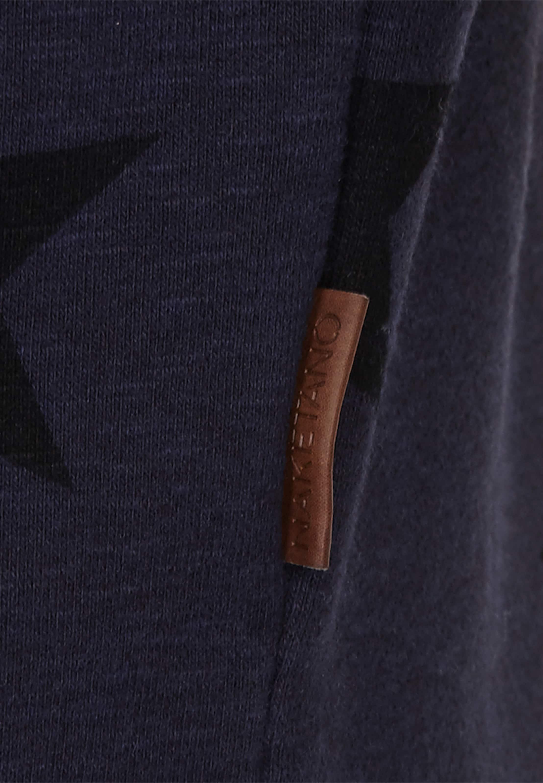Sweatshirt Naketano Iii DunkelblauSchwarz Male In Frittenklaus KJl31cFT