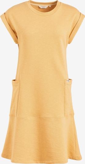khujo Robe d'été ' SVETLANA ' en jaune, Vue avec produit