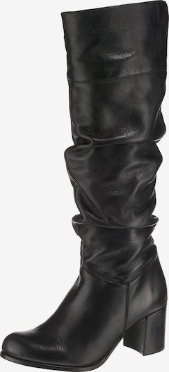 JOLANA & FENENA Stiefel in schwarz: Frontalansicht