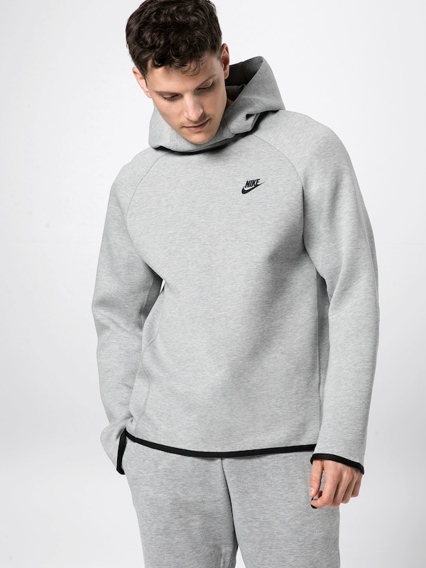Sportswear Nike En Gris ChinéNoir shirt Sweat OPZlXwkiTu