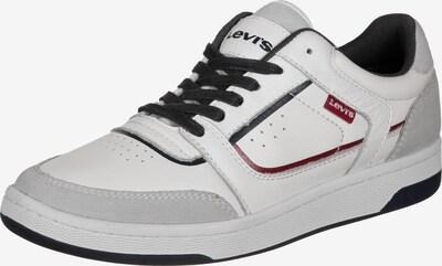 LEVI'S Schuhe ' Wishon ' in weiß, Produktansicht