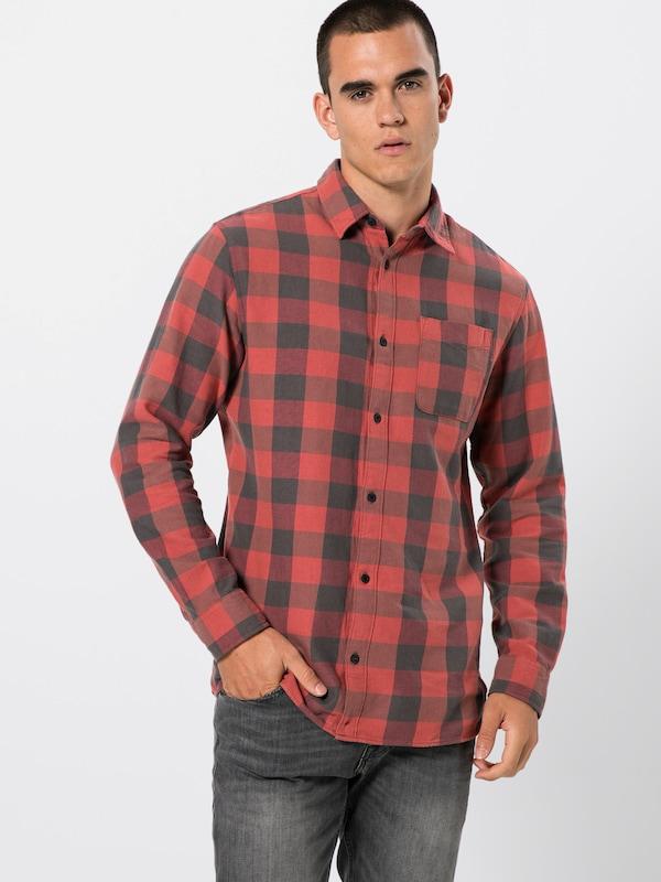 Overhemd Jackamp; In Jackamp; Rood Jones Jones eBCxod