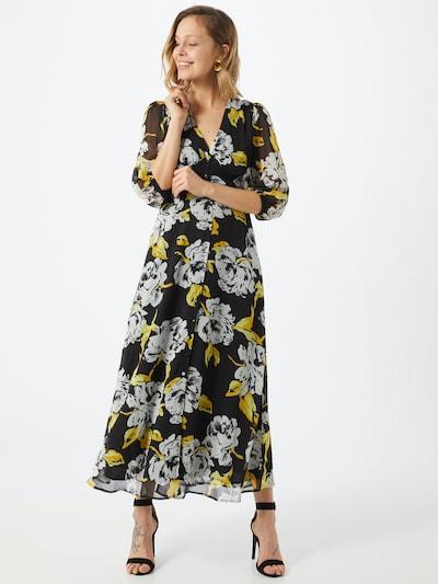 Gestuz Kleid in gelb / schwarz, Modelansicht