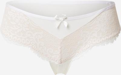 Hunkemöller Klasične gaćice 'Cardi' u bijela, Pregled proizvoda