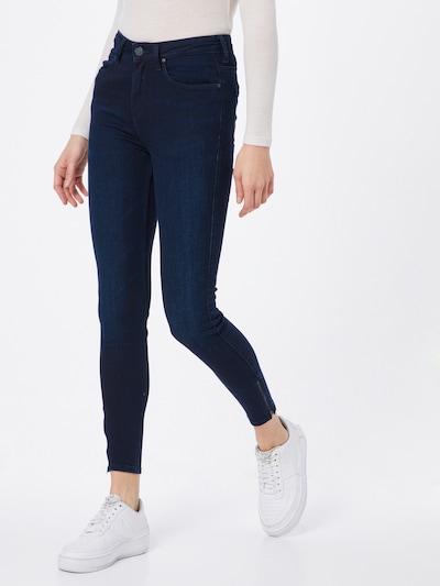 Lee Jeans 'Scarlett High Zip' in blau, Modelansicht