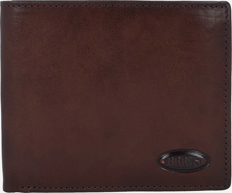 Brics Monterosa Wallet Rfid Leather 11.5 Cm