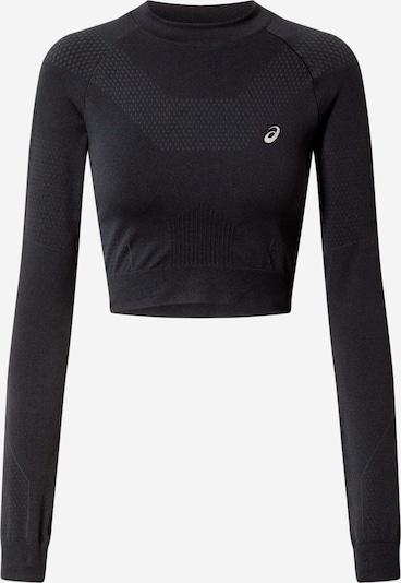 ASICS Sportshirt 'SEAMLESS' in schwarz, Produktansicht