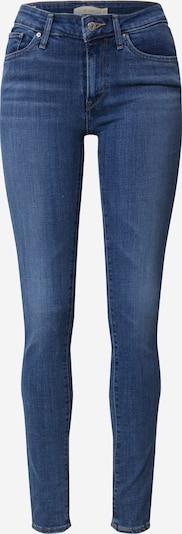 LEVI'S Jean '711' en bleu denim, Vue avec produit