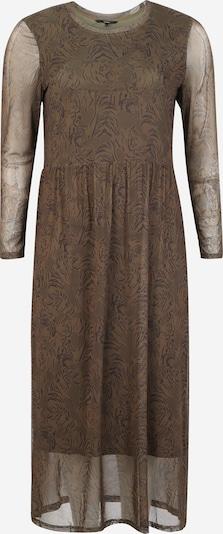 Vero Moda Curve Robe-chemise 'VMKATE' en kaki, Vue avec produit