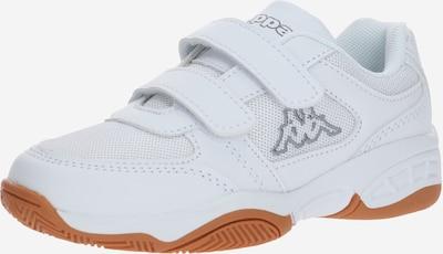 KAPPA Sneaker 'DACER K' in grau / weiß, Produktansicht