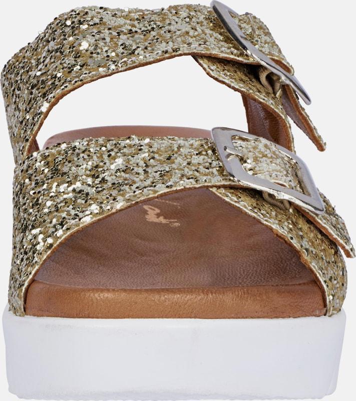 ANDREA CONTI Sandalette mit Glitter