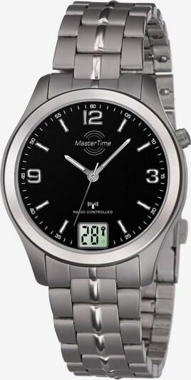 Master Time Uhr 'MTLT-10350-22M' in schwarz / silber, Produktansicht