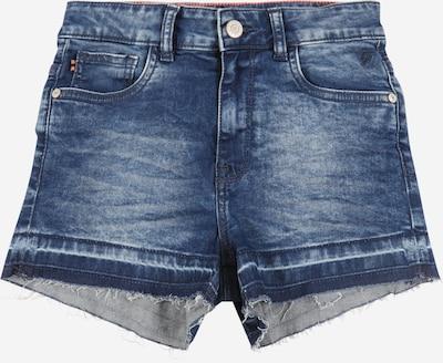 Cars Jeans Jeansshorts in blue denim, Produktansicht
