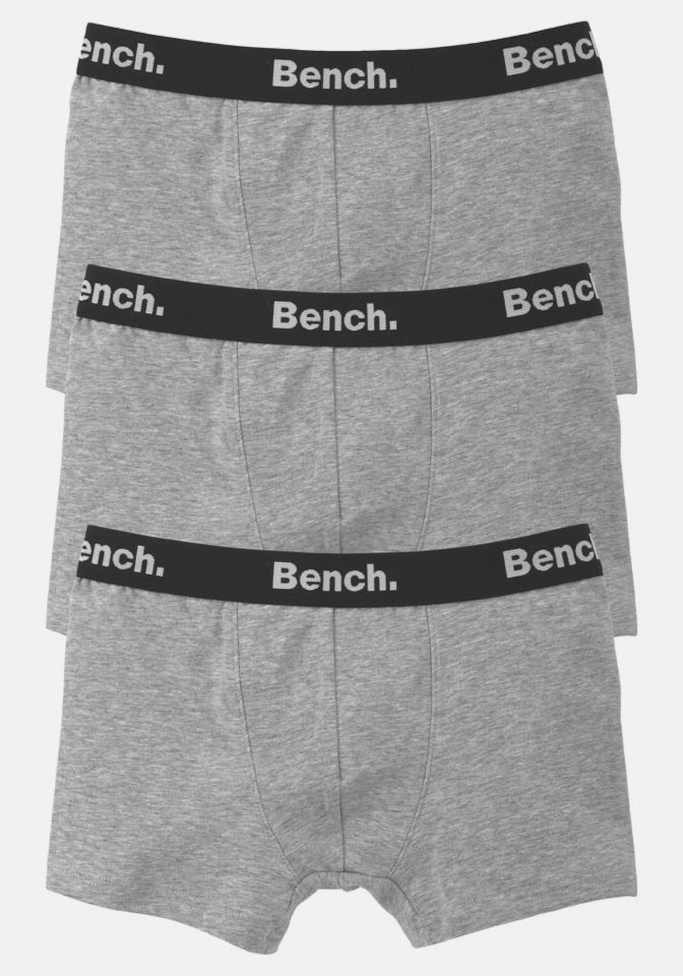bench boxershorts 3 st ck in grau about you. Black Bedroom Furniture Sets. Home Design Ideas