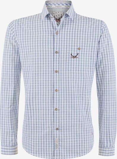 STOCKERPOINT Hemd 'Manolo' in blau, Produktansicht