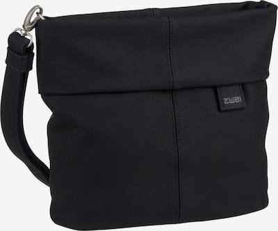 ZWEI Umhängetasche 'Mademoiselle' in schwarz, Produktansicht