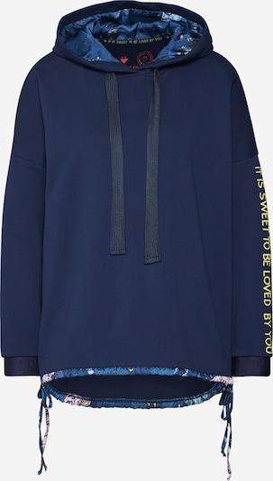 LIEBLINGSSTÜCK Bluzka sportowa 'Ulinda' w kolorze granatowym, Podgląd produktu