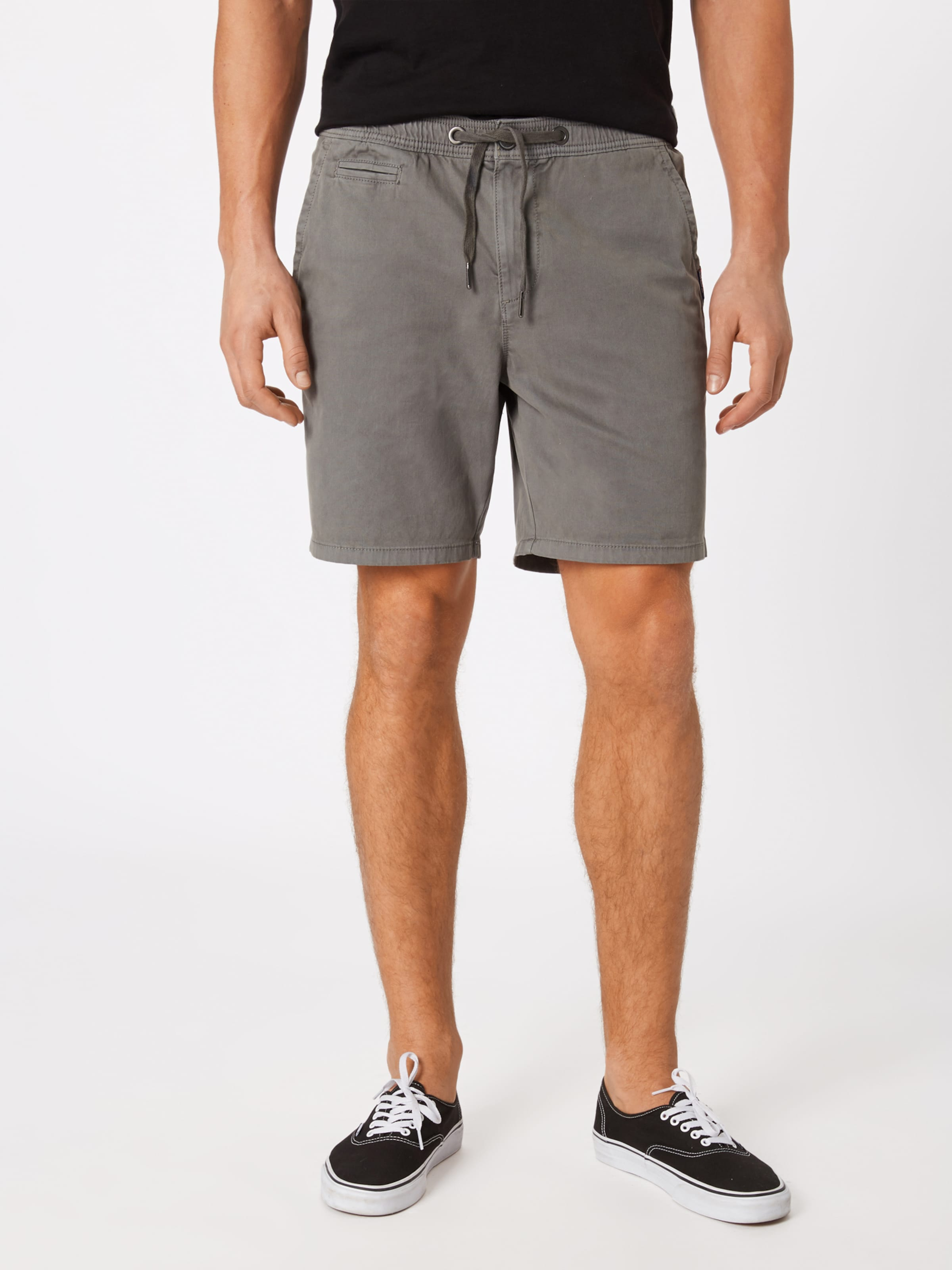 Superdry In Short' Grau Shorts 'sunscorched wmN8Onv0