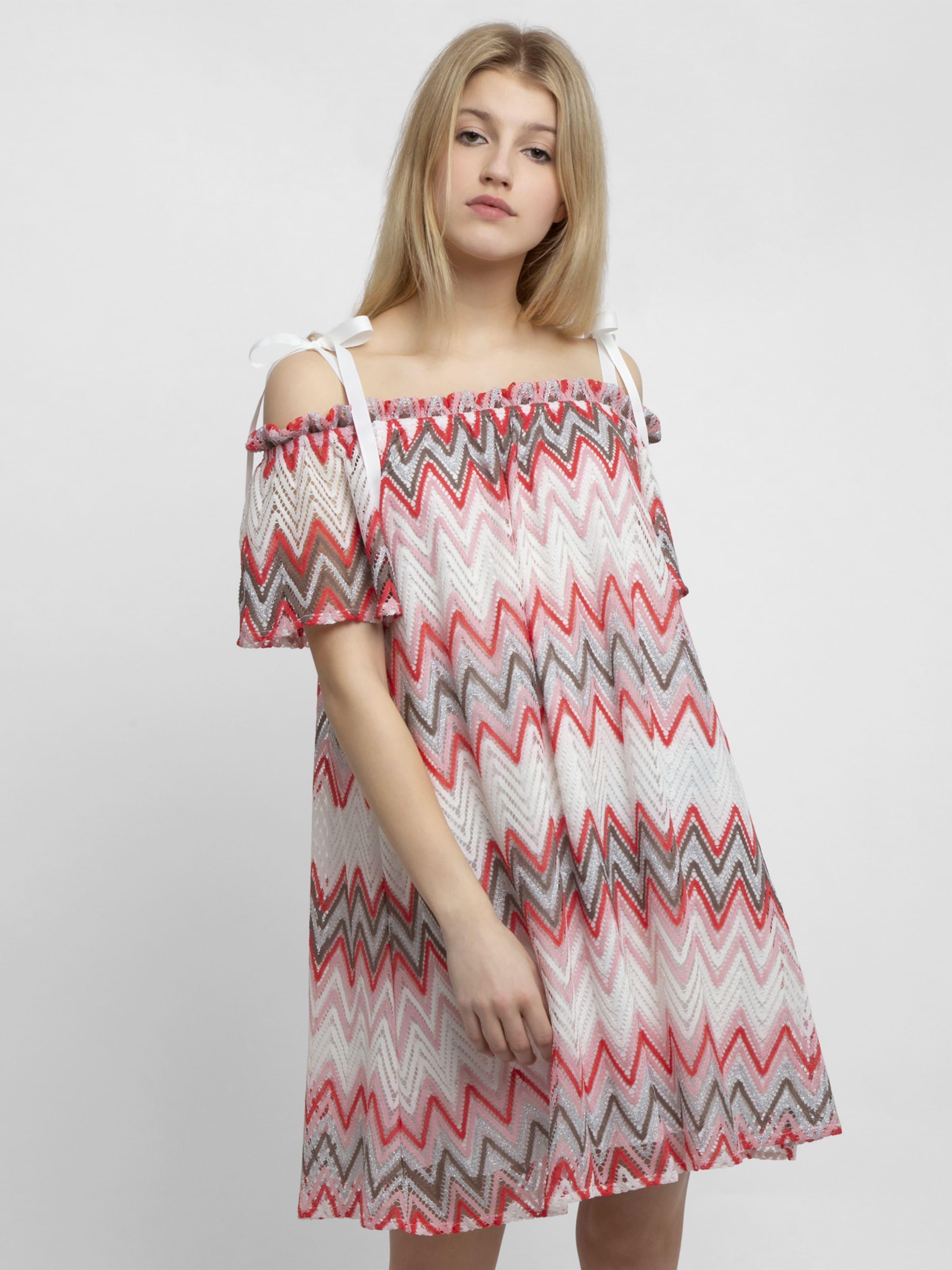 BraunmeliertRosa In Apart Rot Kleid Weiß shCdtQxr