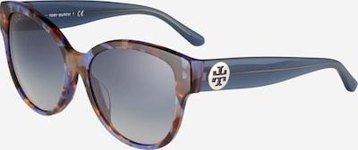 Tory Burch Sunčane naočale u golublje plava / karamela / crna, Pregled proizvoda