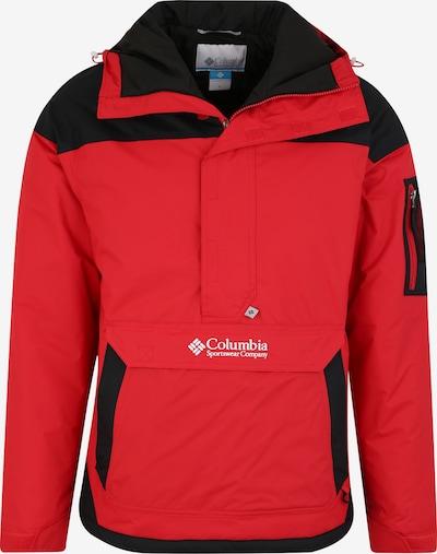 COLUMBIA Outdoorová bunda 'Challenger' - červené / čierna, Produkt