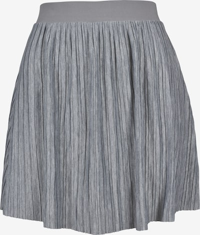 Urban Classics Pleated Skirt in grau: Frontalansicht