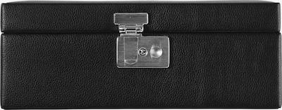 WINDROSE Boîte à bijoux en noir, Vue avec produit