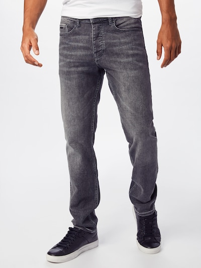 BOSS Jeans 'Taber BC-P' in de kleur Grijs: Vooraanzicht