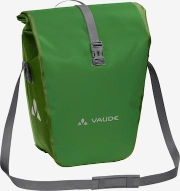 VAUDE Sporttas 'Aqua Back' in Groen