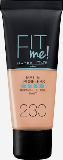 MAYBELLINE New York 'Fit me! Matte+Poreless', Make-up in beige, Produktansicht