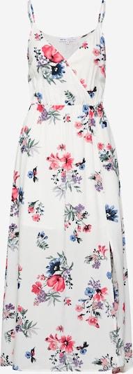 ABOUT YOU X Sarina Nowak Robe d'été 'Lana' en mélange de couleurs / blanc, Vue avec produit