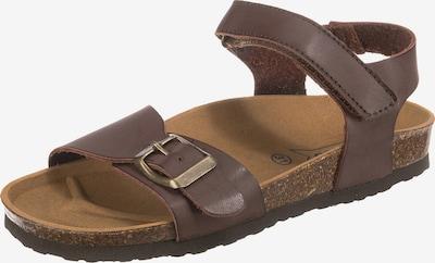 Friboo Sandalen in braun, Produktansicht
