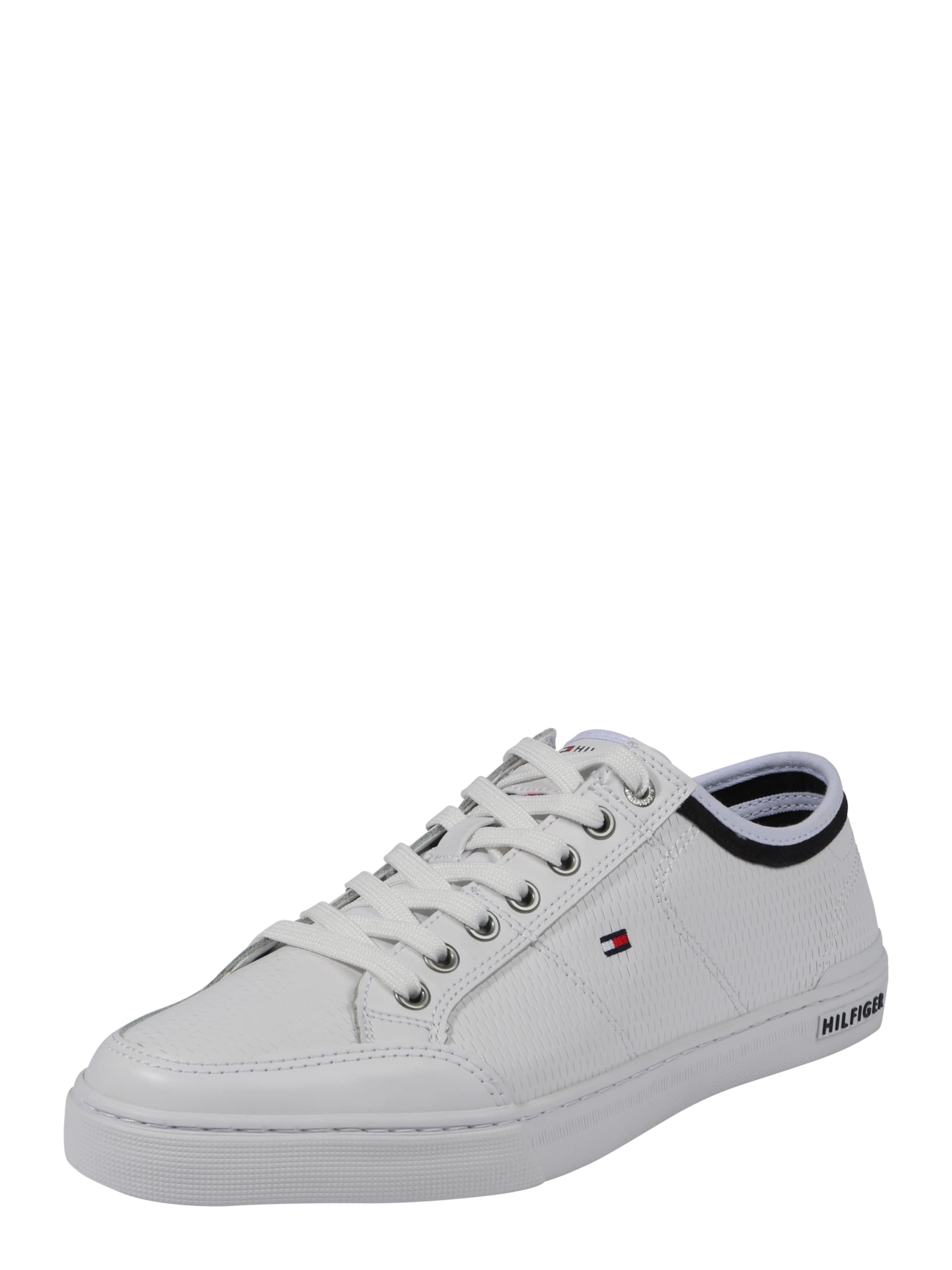 TOMMY HILFIGER Sneaker CORE CORPORATE Hohe Qualität