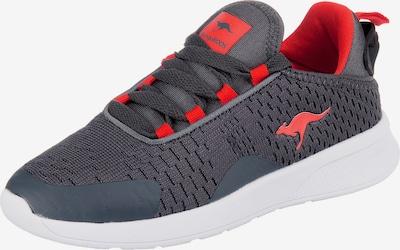 KangaROOS Schuhe 'KF Flex' in grau, Produktansicht